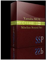 MOX Sibelius Sound Set product image
