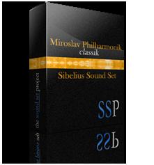 Miroslav Philharmonik Classik Sibelius Sound Set product image
