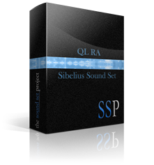 QL RA Sibelius Sound Set v2 product image