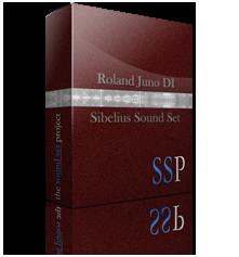 Juno DI Sibelius Sound Set product image