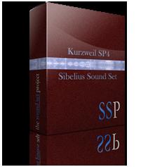 SP4 Sibelius Sound Set product image