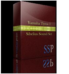 Tyros 1 Sibelius Sound Set product image