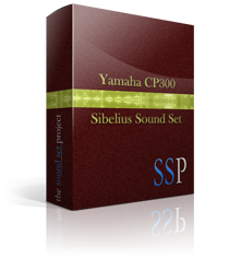 CP300 Sibelius Sound Set product image