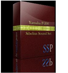 P-200 Sibelius Sound Set product image